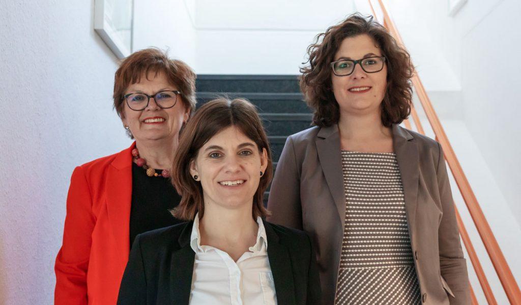 CGW GmbH Geschäftsleitung, Christina Guth, Kristiane Guth, Anna-Maria Guth
