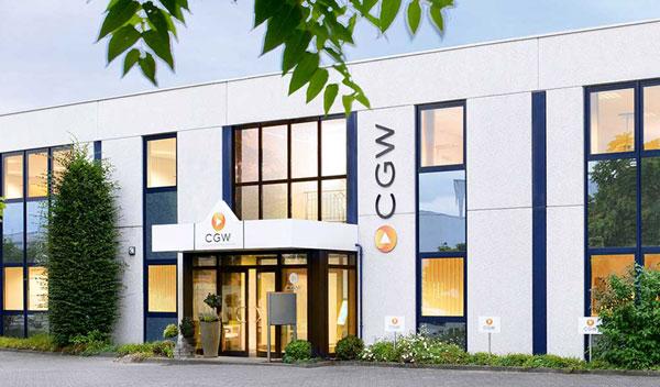 CGW GmbH Gebäude in Willich